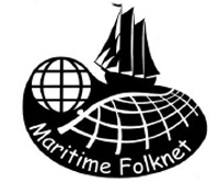Maritime Folknet logo